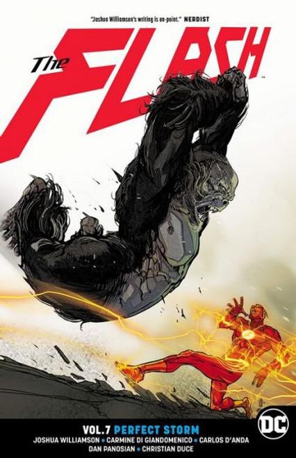 DC Comics Flash Perfect Storm Trade Paperback #7