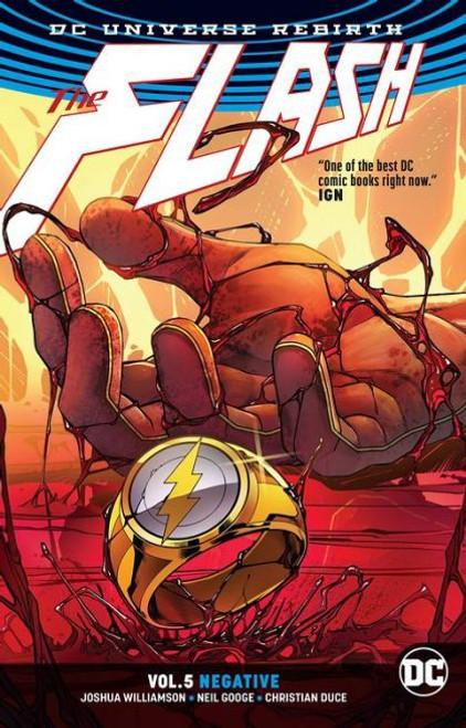 DC Comics Flash Negative Trade Paperback #5