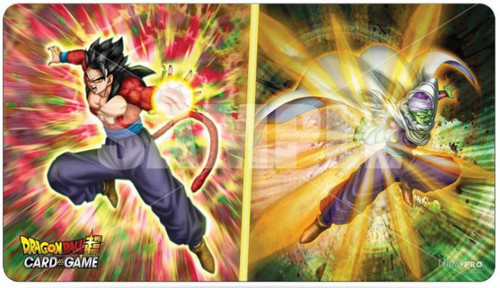 Ultra Pro Dragon Ball Super Goku & Piccolo Playmat With Tube (Pre-Order ships March)