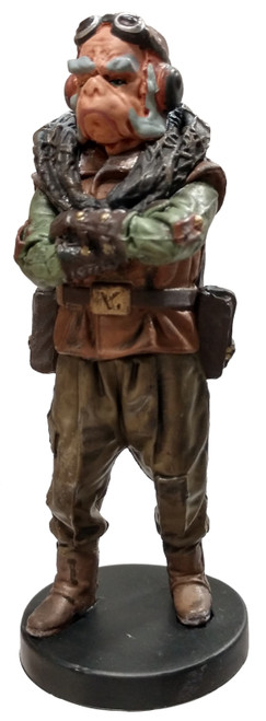 Disney Star Wars The Mandalorian Kuill 3-Inch PVC Figure [Loose]