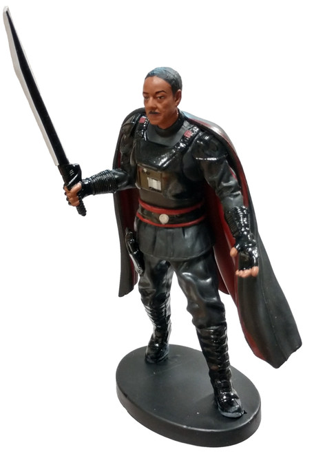 Disney Star Wars The Mandalorian Moff Gideon 4-Inch PVC Figure [Loose]