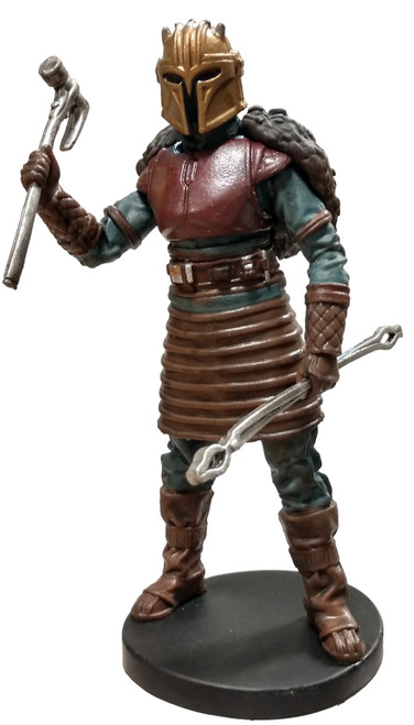 Disney Star Wars The Mandalorian The Blacksmith 4-Inch PVC Figure [Loose]