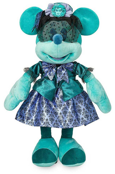 Disney Minnie Mouse the Main Attraction Minnie Mouse Exclusive 16-Inch Plush [The Haunted Mansion]