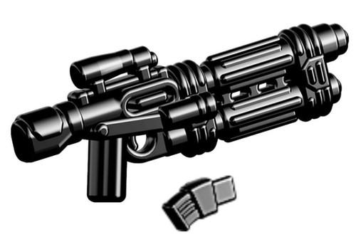BrickArms E-22 Blaster Rifle w/Mag 2.5-Inch [Black]
