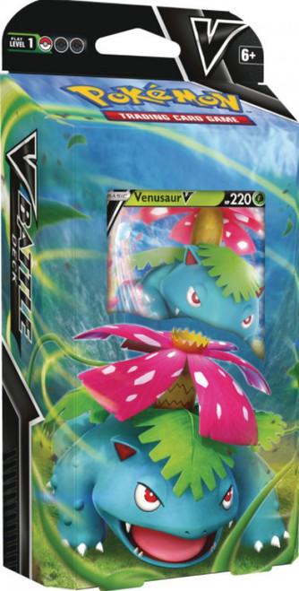 Pokemon Trading Card Game Venusaur V Battle Deck (Pre-Order ships February)
