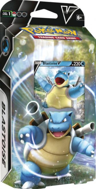 Pokemon Trading Card Game Blastoise V Battle Deck