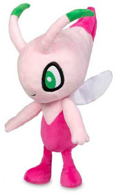 Pokemon Shiny Celebi Exclusive 9-Inch Plush