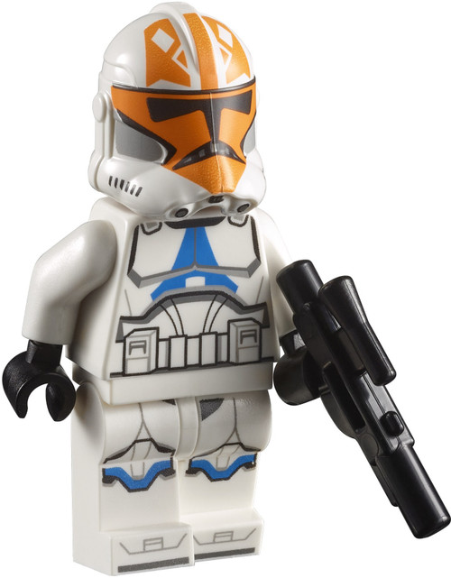 LEGO Star Wars The Clone Wars 332nd Company Clone Trooper Minifigure [Loose]