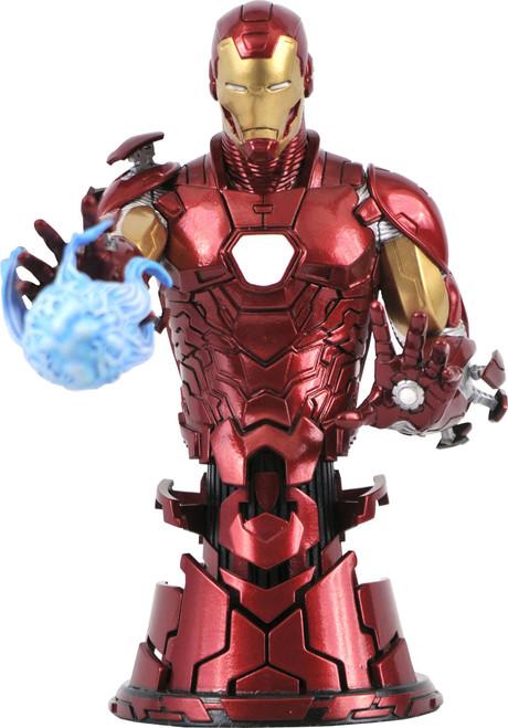 Marvel Iron Man Mini Bust (Pre-Order ships May)