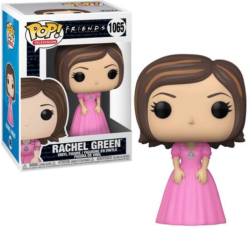 Funko Friends POP! TV Rachel in Pink Dress Vinyl Figure (Pre-Order ships February)