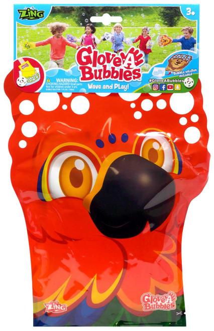Glove A Bubble Parrot