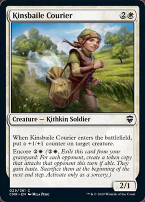 MtG Commander Legends Common Kinsbaile Courier #29