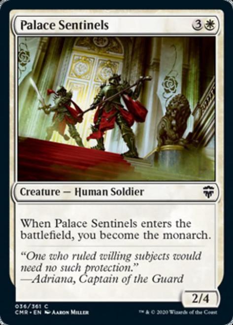 MtG Commander Legends Common Palace Sentinels #36