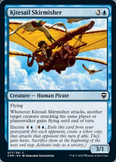 MtG Commander Legends Common Kitesail Skirmisher #77