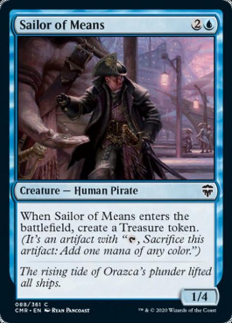 MtG Commander Legends Common Sailor of Means #88