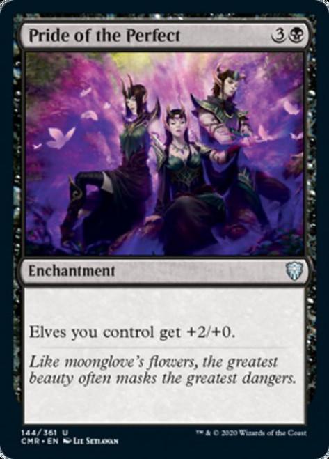 MtG Commander Legends Uncommon Pride of the Perfect #144