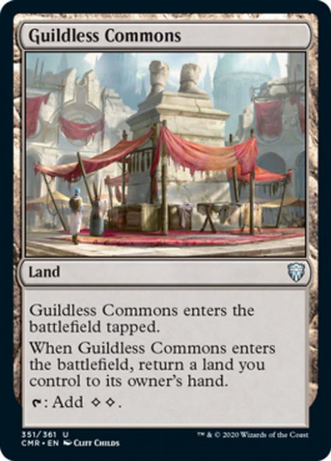 MtG Commander Legends Uncommon Guildless Commons #351