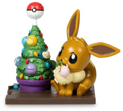 Funko Pokemon Holiday Eevee Vinyl Figure