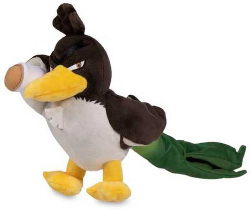 Pokemon Garlarian Farfetch'd 15-Inch Plush