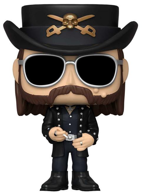 Funko Motorhead POP! Rocks Lemmy Kilmister Vinyl Figure [Loose]