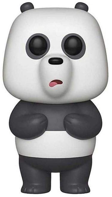 Funko We Bare Bears POP! Animation Panda Vinyl Figure #550 [Loose]