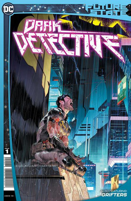 DC Comics Future State Dark Detective #1 of 4 Comic Book (Pre-Order ships January)