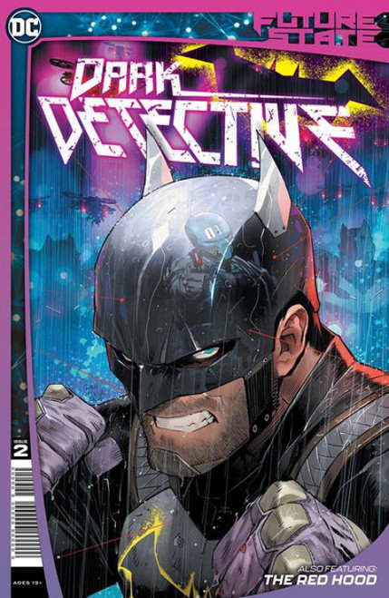 DC Comics Future State Dark Detective #2 of 4 Comic Book (Pre-Order ships January)