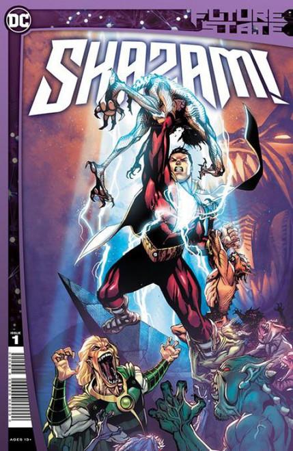 DC Comics Future State Shazam #1 of 2 Comic Book