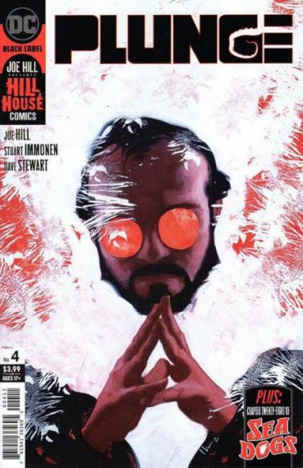 DC Comics Plunge #4A Comic Book