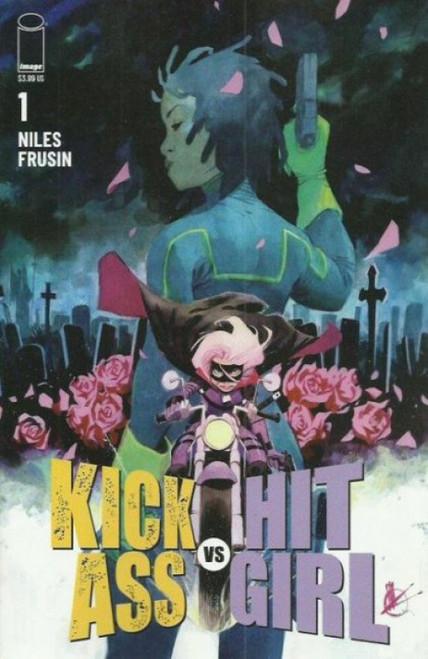 Image Comics Kick-Ass vs Hit-Girl #1C Comic Book