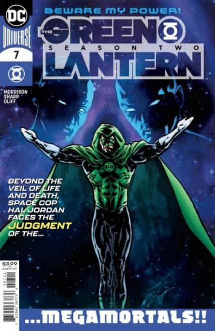 DC Comics Green Lantern, Vol. 6: Season Two #7A Comic Book