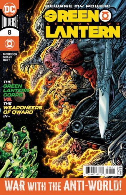 DC Comics Green Lantern, Vol. 6: Season Two #8A Comic Book