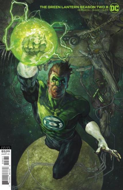 DC Comics Green Lantern, Vol. 6: Season Two #8B Comic Book