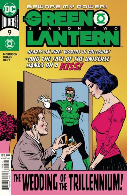 DC Comics Green Lantern, Vol. 6: Season Two #9A Comic Book