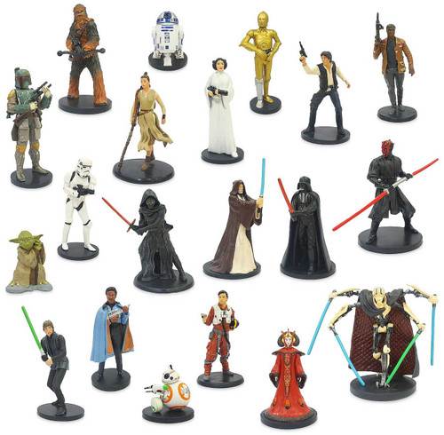 Disney Star Wars Mega Figure Set Exclusive