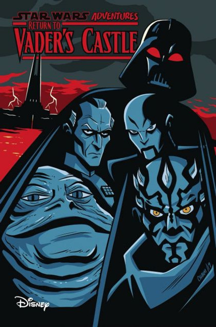 IDW Publishing Star Wars Adventures Return to Vader's Castle Trade Paperback