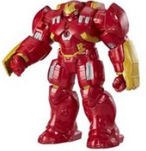 Marvel Avengers Titan Hero Series Electronic Hulk Buster Action Figure