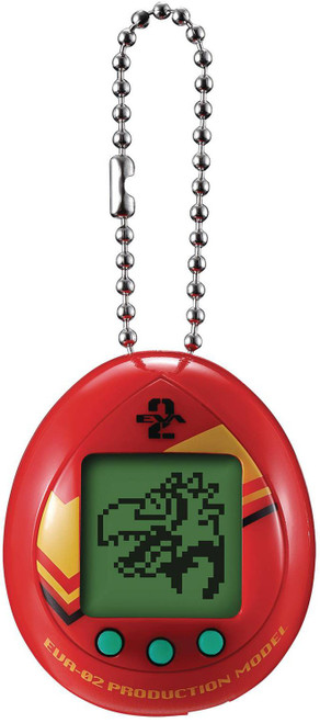 Tamagotchi Evangelion Evatchi Asuka 1.5-Inch Virtual Pet Toy (Pre-Order ships June)