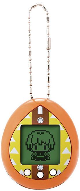 Tamagotchi x Demon Slayer Zenitsutchi 1.5-Inch Virtual Pet Toy [Japanese Version] (Pre-Order ships June)