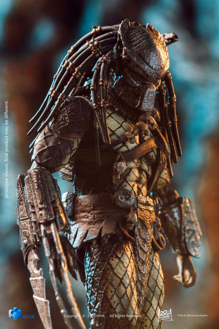 AVP Alien vs. Predator Temple Predator Action Figure (Pre-Order ships October)