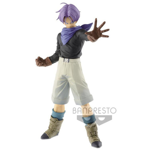 Dragon Ball GT Ultimate Soldiers Trunks 7.5-Inch Collectible PVC Figure (Pre-Order ships May)