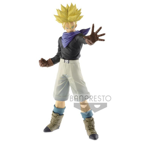 Dragon Ball GT Ultimate Soldiers Super Siayan Trunks 7.5-Inch Collectible PVC Figure (Pre-Order ships May)