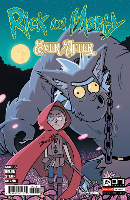 Oni Press Rick & Morty Ever After #2 Comic Book [Cover B]