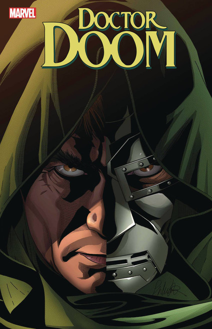 Marvel Comics Doctor Doom #9 Comic Book