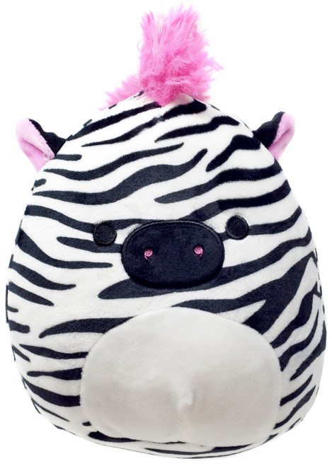 Squishmallows Tracey the Zebra 9-Inch Plush
