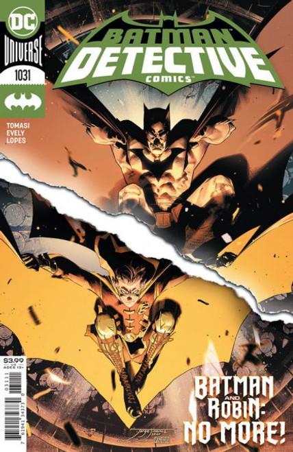 DC Comics Detective Comics, Vol. 3 #1031A Comic Book