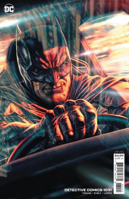 DC Comics Detective Comics, Vol. 3 #1031B Comic Book