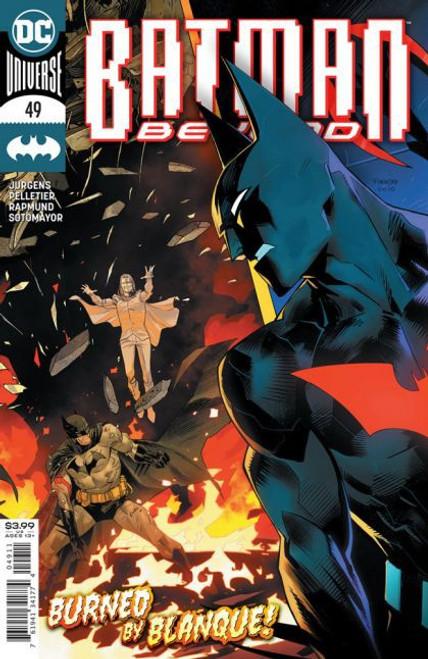 DC Comics Batman Beyond, Vol. 6 #49A Comic Book