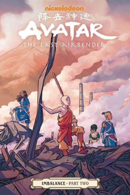 Dark Horse Comics Avatar: The Last Airbender Imbalance Trade Paperback #2