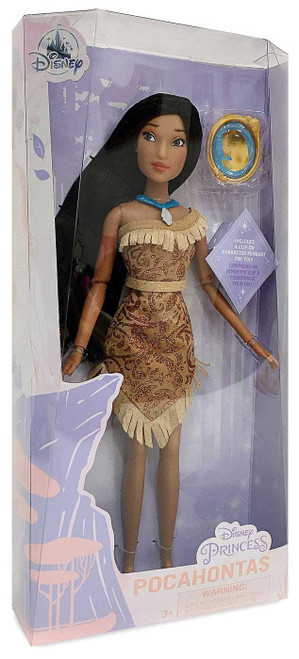 Disney Princess Classic Pocahontas Exclusive 12-Inch Doll [with Pendant]